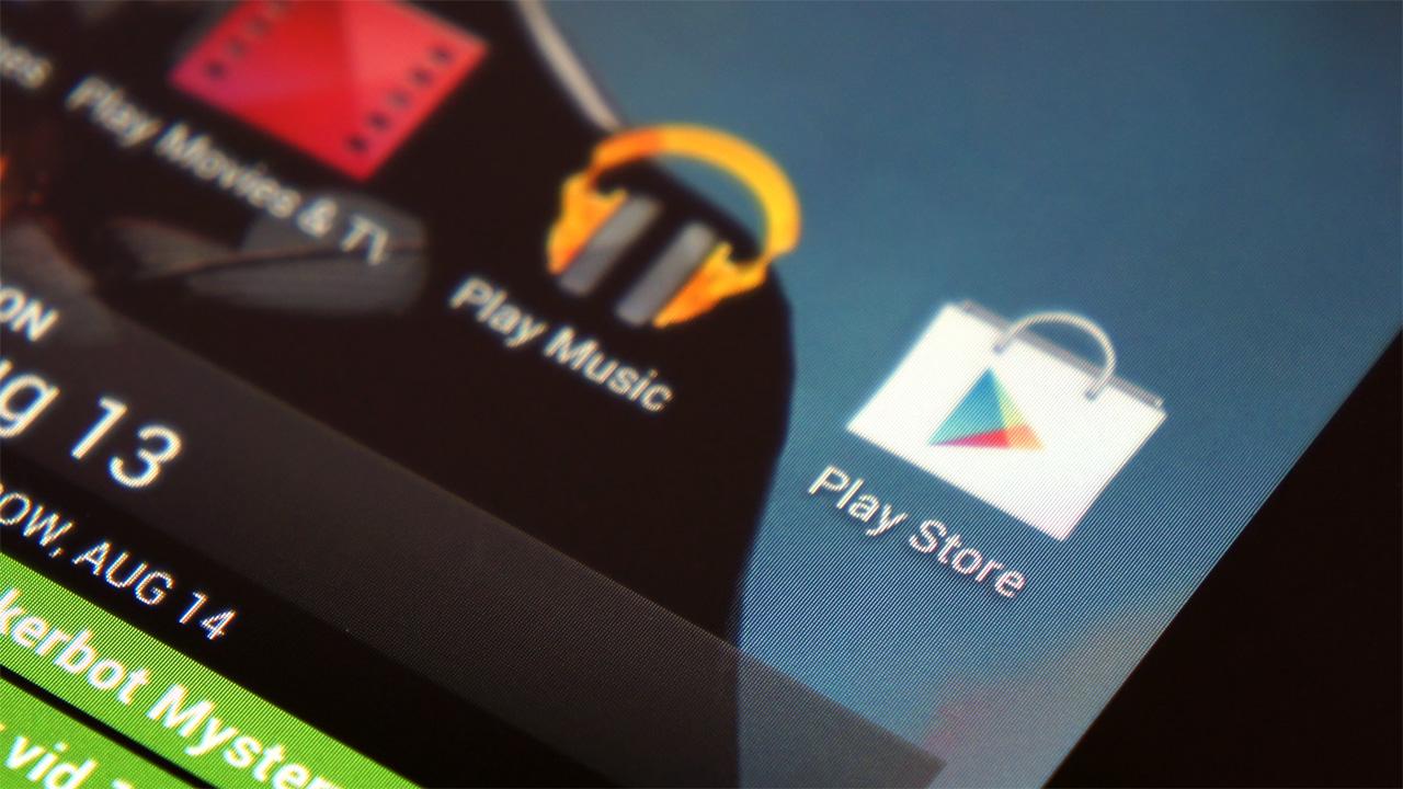 Googel Play Store