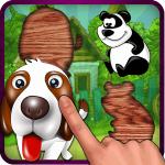 Çocuklar için Puzzle: Hayvanlar