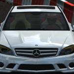 LFS Mercedes C63 Yaması